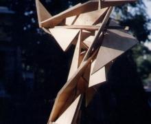 """""""Serpiente de madera"""" (1995)"""